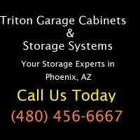 Install Garage Cabinets Today:  Hire a Pro