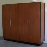 Deluxe Garage Cabinets