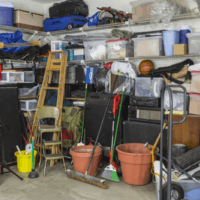 Reclaim Your Garage From The Clutter!