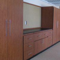 Get Custom Garage Cabinets Built Today