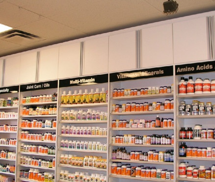 Install retail cabinets for your business | 480-456-6667